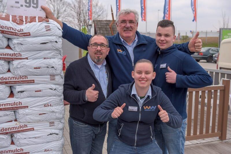 Team Werkers Welt Wiesbaden Fruehlingsfest 2019